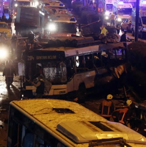 Car Bombing Leaves 34 Dead In Ankara