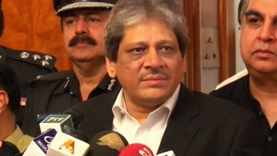 Ibad Distances Himself From MQM Dissidents