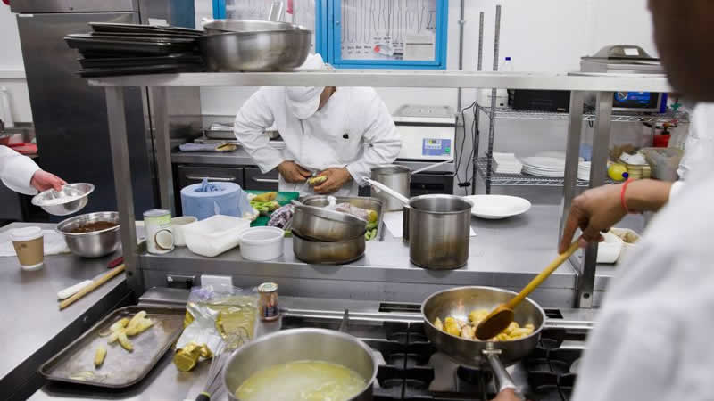 Inmates Cook Up A Future At London Jail