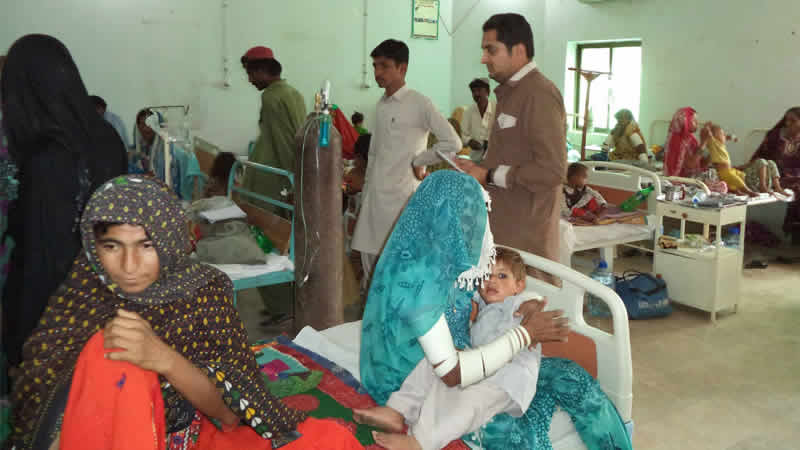 No casualty reported in past 93 hours in Mithi