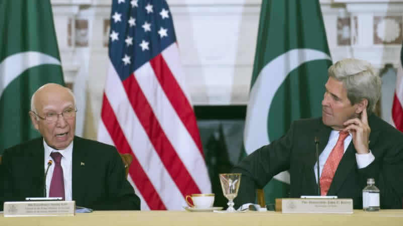 Pakistan Pledges To Work For Easing Tension In South Asia