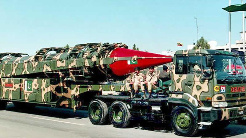 Pakistan faces risk of Nuclear Theft despite impeccable security measures US report