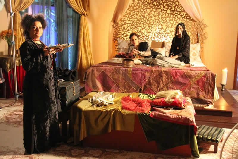 Sania Saeed Drama Serial'MOR MAHAL