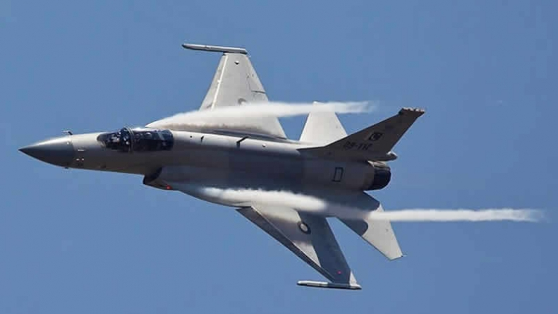 F-16 Deal No Longer A Viable Offer Says US
