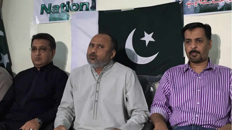 Waseem Aftab And Iftikhar Alam Join Mustafa Kamal's Party