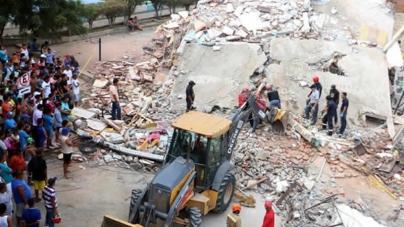 7.8 Magnitude Earthquake kills 233 In Ecuador, Devastates Coast Zone