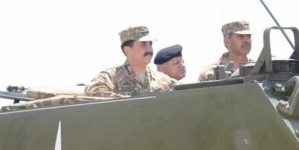 COAS 'Satisfied' With Military Operational Preparedness