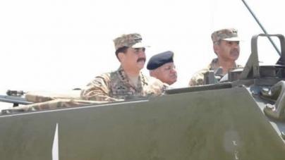 COAS 'Satisfied' With Military Operational Preparedness