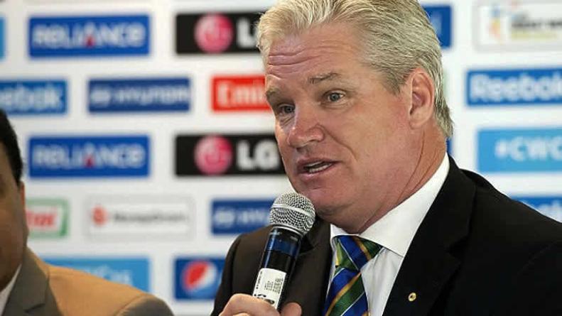 Dean Jones Favourite For Pakistan Head Coach Job PCB Official