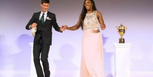 Djokovic And Williams In Laureus Double For Tennis