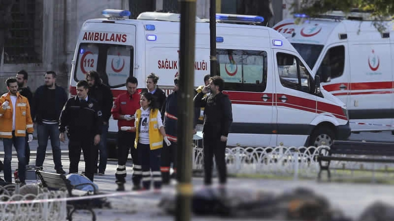 Female Suicide Bomber Wounds At Least Seven In Turkey's Bursa