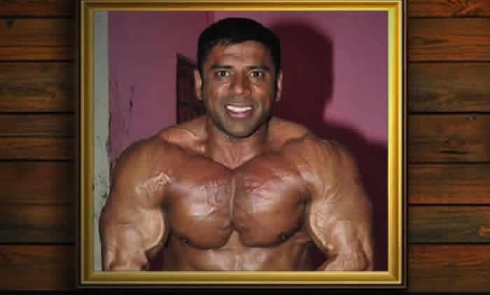 bodybuilder dies