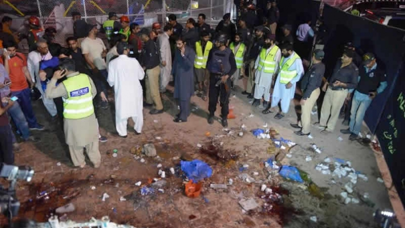 Identity Of Suicide Bomber Still A Mystery