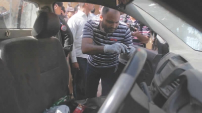 Seven Policemen Guarding Polio Workers Shot Dead