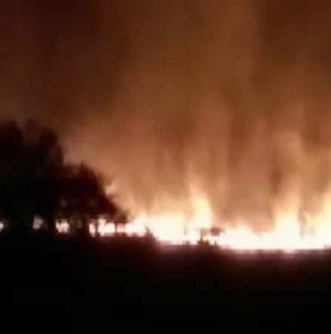 17 killed In India Army Ammunition Depot Fire Reports