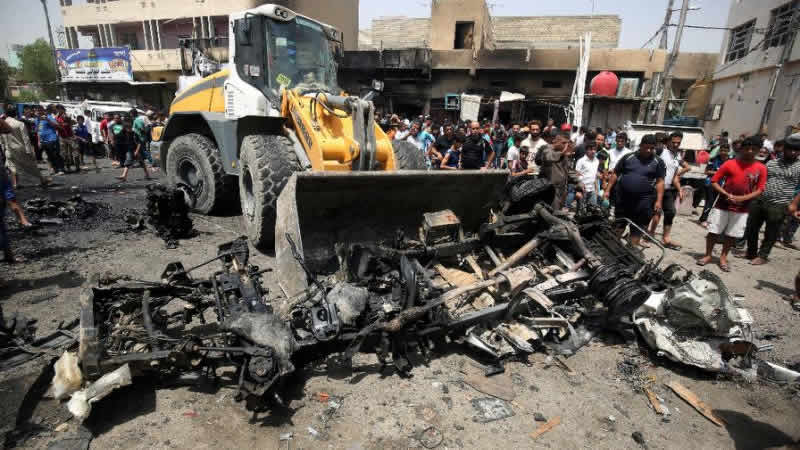 Baghdad car bombings