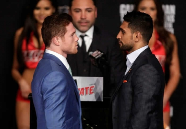 Amir Khan Ready For 'Dream' Showdown With Alvarez