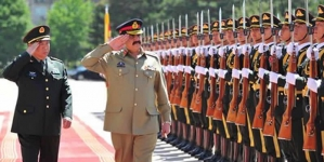 Army Chief Arrives In China To Discuss CPEC Security