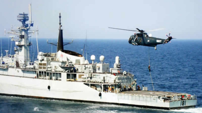 Five IS linked Navy Officers Get Death Sentence In Dockyard Attack Case