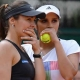 Hingis And Mirza Lose Chance To Complete Santina Slam