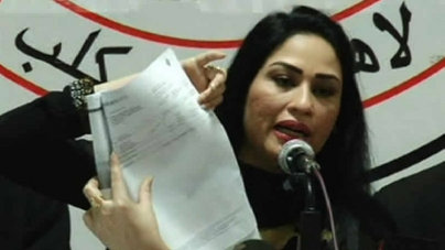 Humaira Arshad Approaches Family Court Again For Divorce
