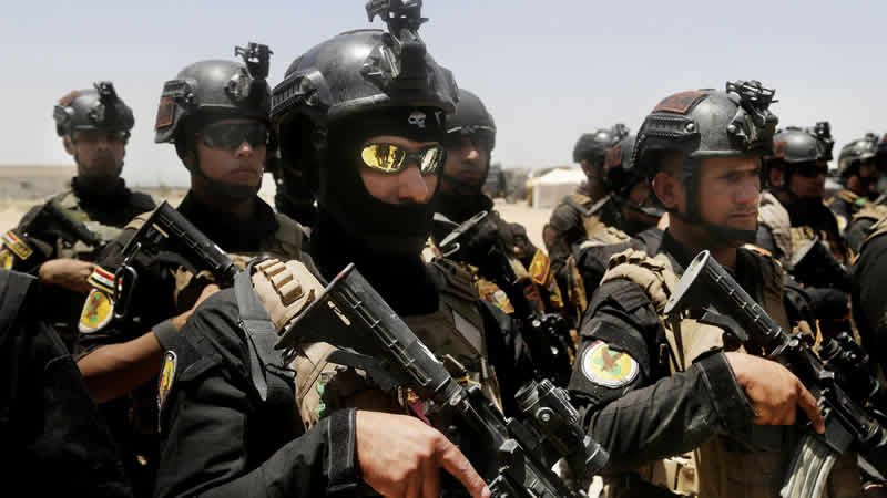Iraq forces