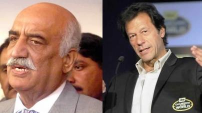 Khursheed Shah Imran Khan To Address Parliament Today