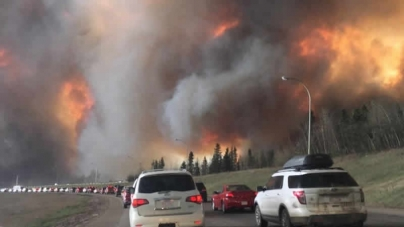 Oil Pushes Toward $50 On Canada Wildfires Evacuations