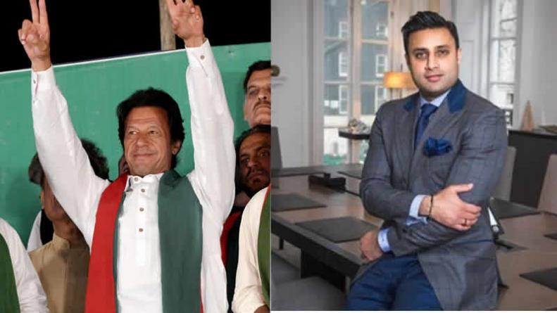 PTI Aleem Khan, Imran's Friend Zulfi Bukhari Named In Second Set Of Panama leaks
