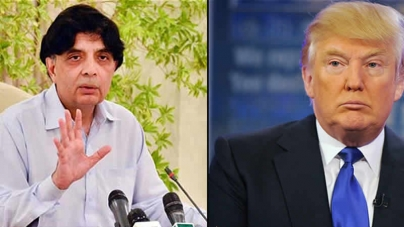 Pakistan Raps Trump Over Vow To Free Doctor Who Helped Track Bin Laden