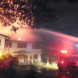 School Dormitory Fire In Thailand kills 17 Girls