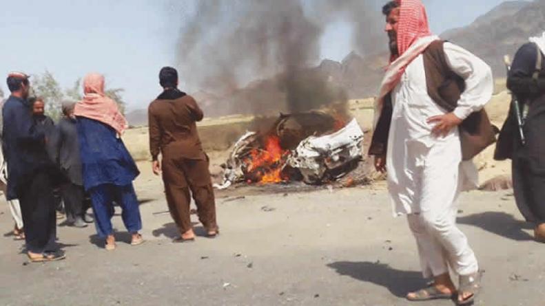 US Strike Crosses Red Line On Balochistan