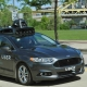 Uber unveils testing of self-driving car