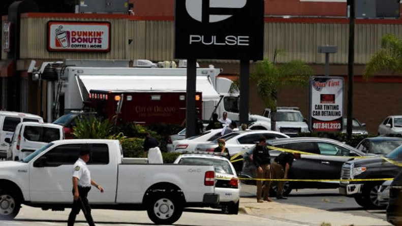 50 Massacred At Florida Gay Club In Worst US Mass Shooting