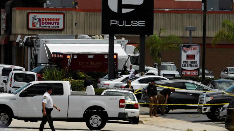 50 massacred at Florida gay club