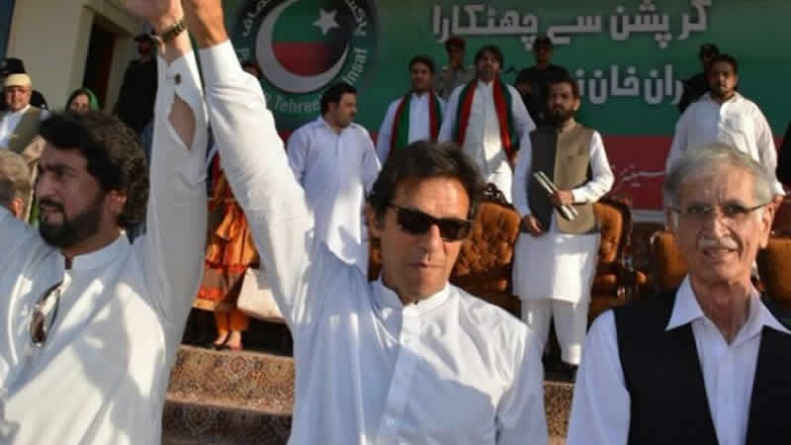 Country With Corrupt Leadership Can't Make Progress Says Imran