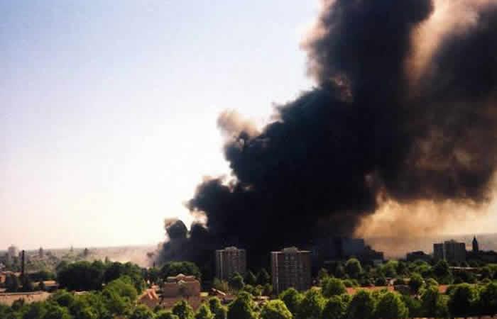 Enschede fireworks disaster (2000)