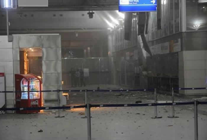 36 killed in Istanbul airport bombings as PM blames IS
