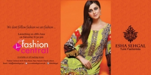 Launch Of Esha Sehgal Creations At FC Multi Brand Store