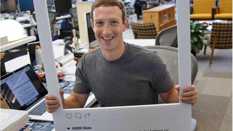 Mark Zuckerberg's Photo Reveals Tape Attach To Webcam Microphone