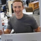 Mark Zuckerberg's Photo Reveals Tape Attach To Webcam Microphone