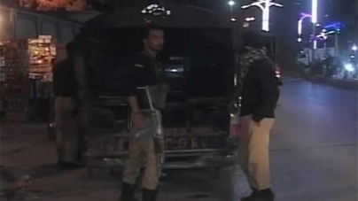 Quetta 5 Terrorists killed In Encounter With Police