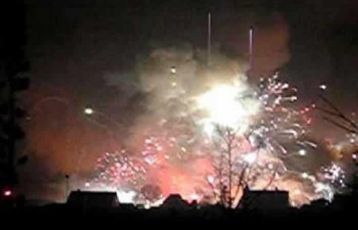 Seest firework disaster (2004)