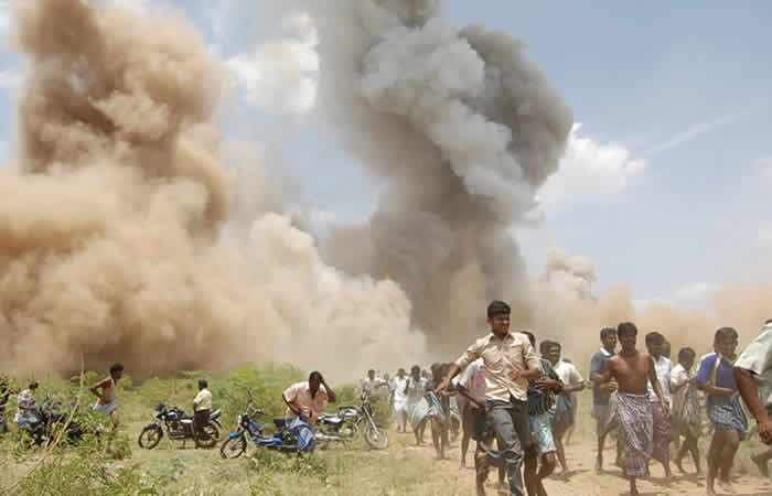 Sivakasi Factory Explosion (2012)