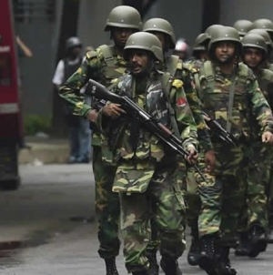 Bangladesh Nine killed In Gun Battle With Police