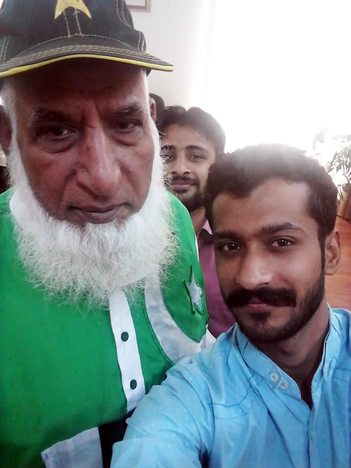 Chacha Cricket with Khuram sony