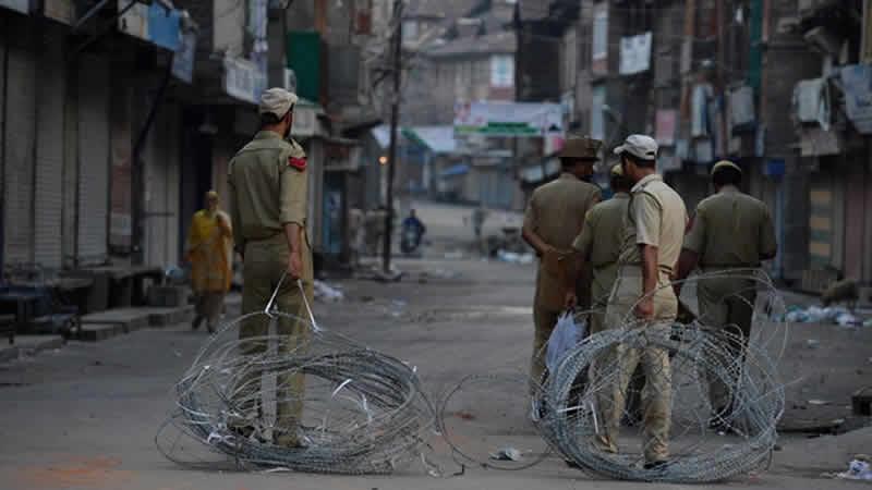 Kashmir firing