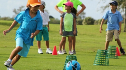 Kids deprived of Junior Summer Sports Coaching because of Royal Palm Closure