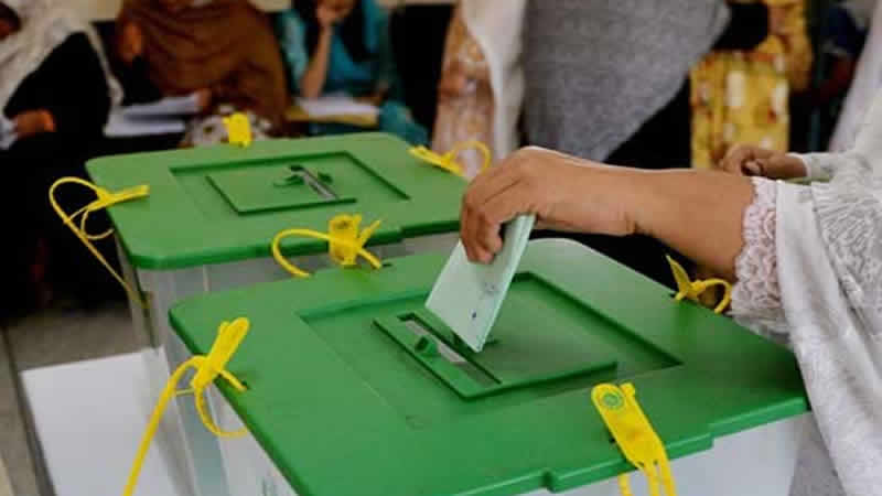 Kashmir elections begins