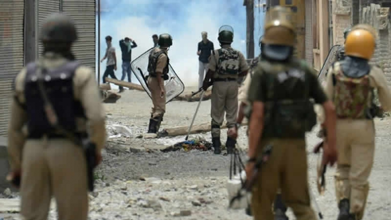 Protesters Try To Storm Airbase In Indian Held Kashmir